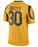 Nike Men's Todd Gurley Los Angeles Rams Legend Color Rush Jersey