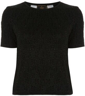 Fendi Pre-Owned Short Sleeve Top