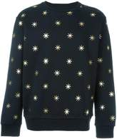 Palm Angels star print sweatshirt