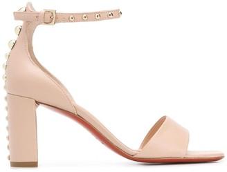 Baldinini Stud Detail Sandals