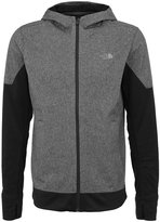 The North Face Kilowatt Tracksuit Top Dark Grey Heather/black