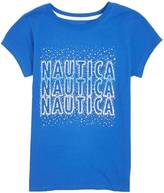 Nautica Girls' Triple Sparkle Tee (8-16)