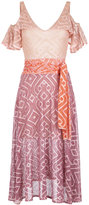 Cecilia Prado knit midi dress - women - Viscose - P