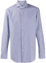 BOSS jacquard shirt