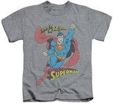 DC Juvenile: Superman - On The Job Kids T-Shirt Size 4