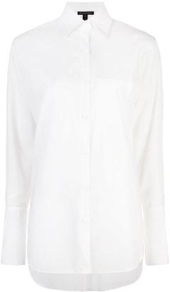 Kiki de Montparnasse Girlfriend point-collar shirt