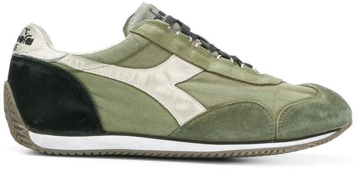 Diadora logo lace-up sneakers