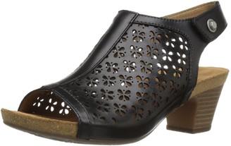 Josef Seibel Women's Ruth 33 Platform Dress Sandal