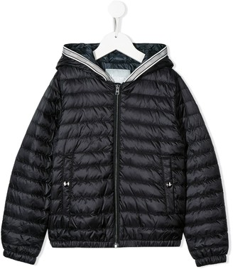Herno hooded puffer jacket