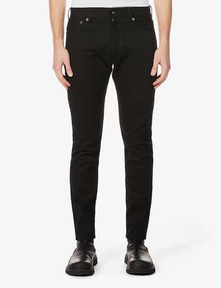 Ralph Lauren Purple Label Regular-fit straight-leg stretch-denim jeans