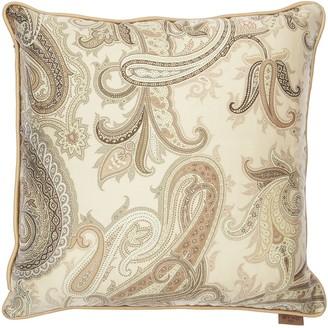 Etro Argan Large Cotton Pillow