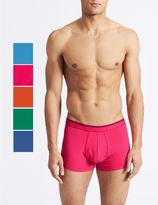 Marks and Spencer 5 Pack Cotton Rich Hipster Underwear