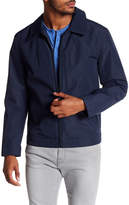 Andrew Marc Montrose Collared Front Zip Bomber Jacket