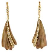 Alexis Bittar Sculptural Drop Earrings