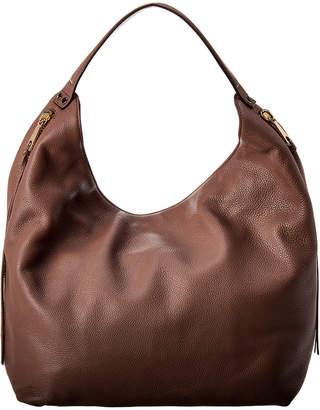 Rebecca Minkoff Bryn Double Zip Leather Hobo
