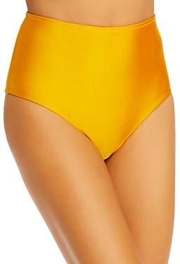 Shani Shemer Sahara High-Waist Bikini Bottoms