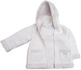 Christian Dior White Jacket coat