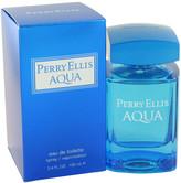Perry Ellis Aqua by Eau De Toilette Spray for Men (3.4 oz)