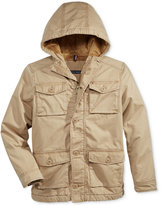 Tommy Hilfiger Trent Twill Jacket, Big Boys (8-20)