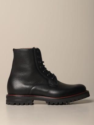 Church's Churchs Chukka Boots Churchs Coalport Amphibian In Hammered Leather