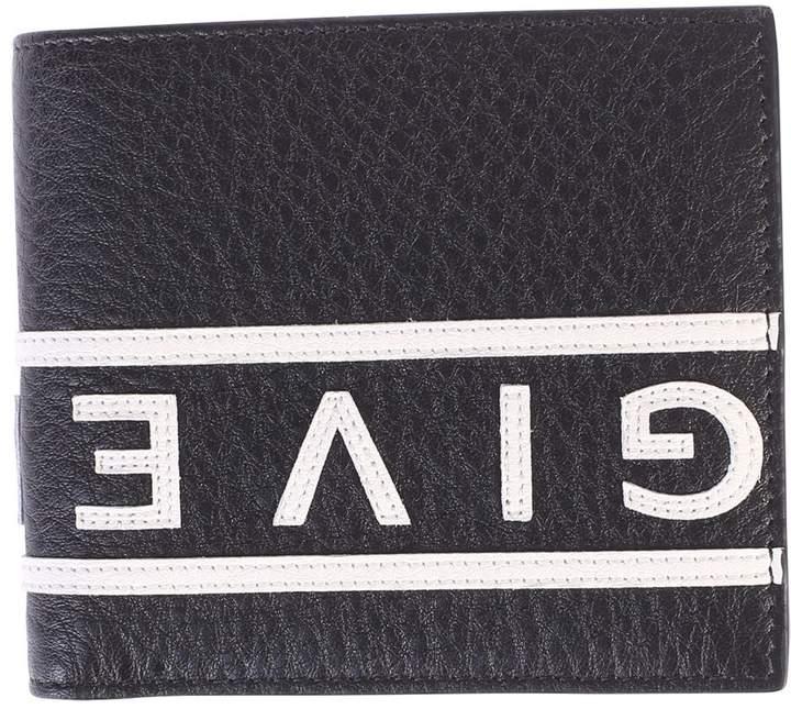 Givenchy Black Branded Wallet