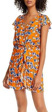 Parker Ramona Printed Mini Dress