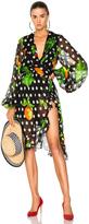 Caroline Constas for FWRD Olivia Mini Dress