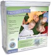 Protect A Bed Protect-A-Bed Potty Training Protection Kit - Twin