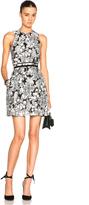 Carven Burnout Dress