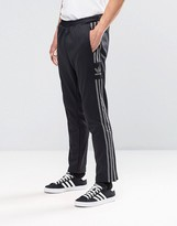 Adidas Originals Id96 Joggers In Black Ay9259