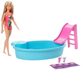 Mattel Barbie(R) Doll Pool Playset