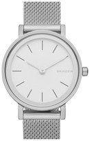Skagen 'Hald' Mesh Strap Watch, 26mm