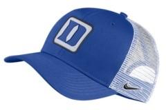 Nike Duke Blue Devils Patch Trucker Cap