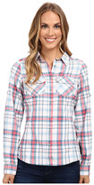 Columbia Saturday TrailTM Plaid Long Sleeve Shirt