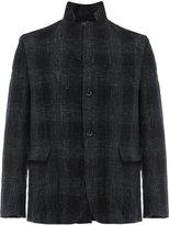 Attachment button up jacket
