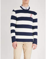 Polo Ralph Lauren Striped cotton jumper
