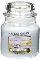 Yankee Candle Company Beach Walk Medium Jar Candle