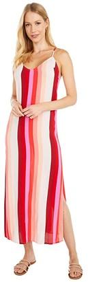 Billabong Wanna Be Around Dress (Rad Red) Women's Dress