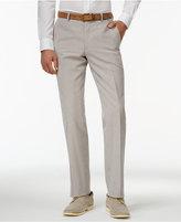 Bar III Blue Vintage Seersucker Slim-Fit Pants, Only at Macy's