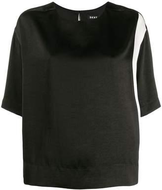 DKNY monochrome T-shirt