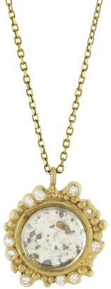Darsana Vivi Yellow Gold Necklace