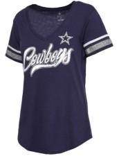 Authentic Nfl Headwear Women's Dallas Cowboys Miko T-Shirt
