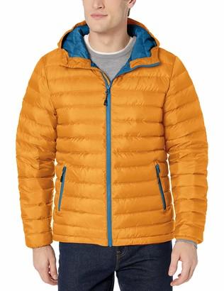 Goodthreads Men's Packable Down Jacket with Hood