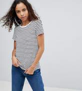 Asos Stripe Crew Neck T Shirt