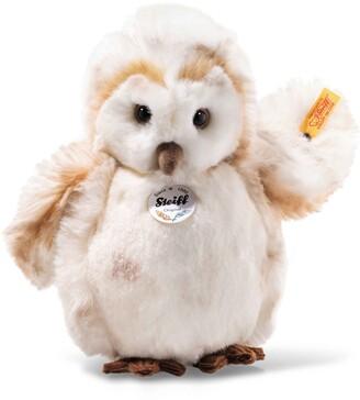 Steiff Owly Owl Stuffed Animal