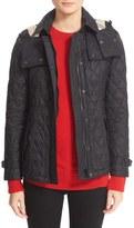 Burberry Finsbridge Short Quilted Jacket