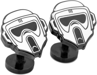 Cufflinks Inc. Scout Trooper Cuff Links