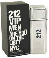 Carolina Herrera 212 Vip by Eau De Toilette Spray 3.4 oz