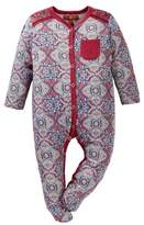 7 For All Mankind Footie (Baby Girls)