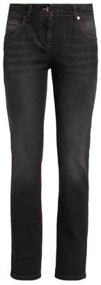 Brunello Cucinelli Stretch-Cotton Denim Jeans